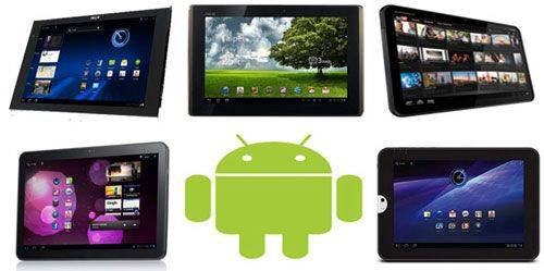 Android tabletas