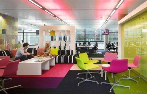 oficinas sin barreras