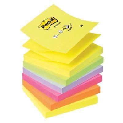 post-it notas de colores