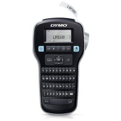 Impresora de etiquetas portátil con teclado Qwerty Dymo Label Manager 160