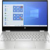 "HP Pavilion x360 14-dw1033ns 14"" 1920 x 1080 Pixeles Pantalla táctil Intel Core i7-11xxx 16 GB 512 GB SSD Windows 10 Home"